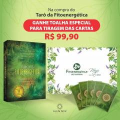 Na compra do Tarô da Fitoenergética - GANHE Toalha Especial